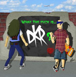 D.K.R. ''What the Fuck is... D.K.R.?''
