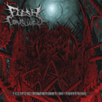FLESH CONSUMED ''Ecliptic Dimensions of Suffering''