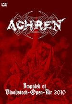ACHREN ''Impaled at Bloodstock-Open-Air 2010''