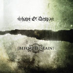 SHAPE OF DESPAIR / BEFORE THE RAIN ''Split''