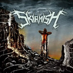 SKIRMISH ''Through The Abacinated Eyes''