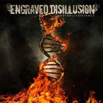 ENGRAVED DISILLUSION ''Embers of Existence''