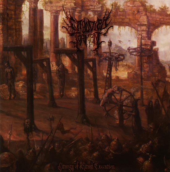 EMBODIED TORMENT ''Liturgy of Ritual Execution''