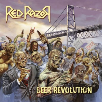 RED RAZOR ''Beer Revolution''