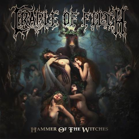 CRADLE OF FILTH ''Hammer of the Witches''