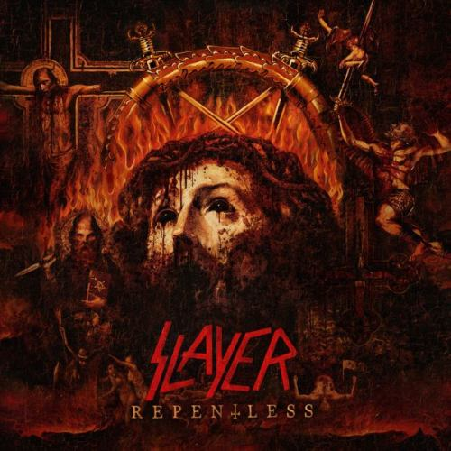 SLAYER ''Repentless''