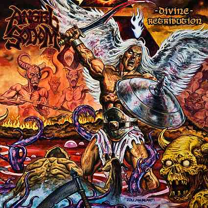 ANGEL OF SODOM ''Divine Retribition''