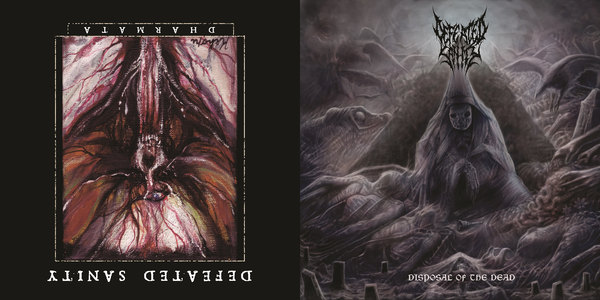 DEFEATED SANITY ''Disposal of the Dead -Dharmata''