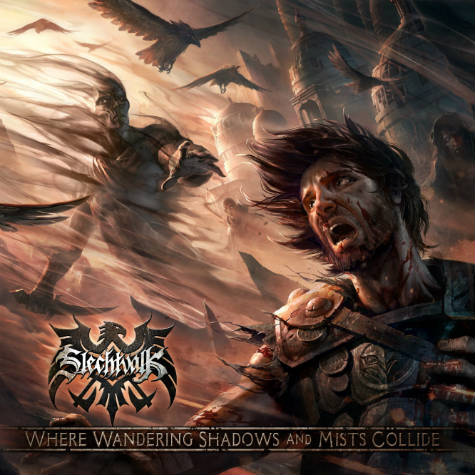 SLECHTVALK ''Where Wandering Shadows and Mist Collide''
