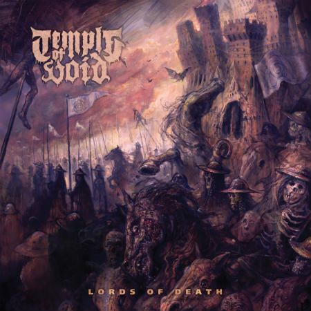 TEMPLE OF VOID ''Lords of Death''