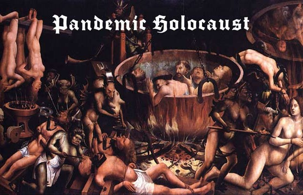 PANDEMIC HOLOCAUST ''Curse All Flesh''