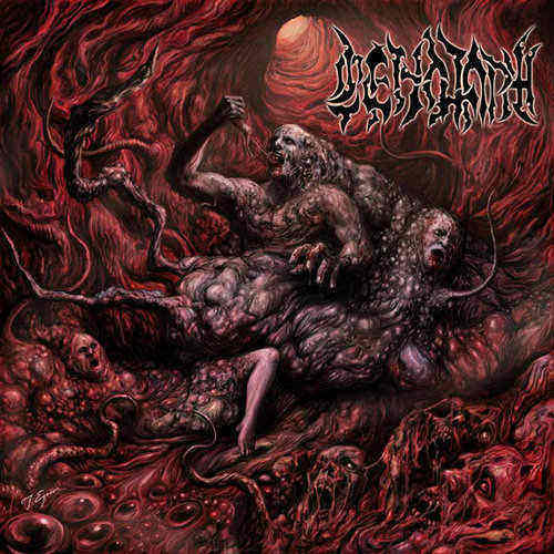 CENOTAPH ''Perverse Dehumanized Dysfunctions''