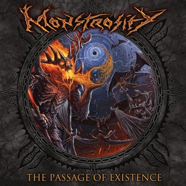 MONSTROSITY '' The Passage of Existence''