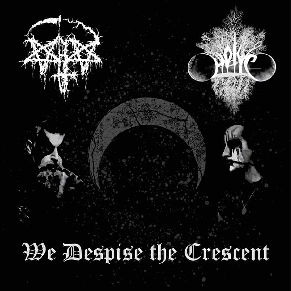OHOL YEG/KARANLIK split'' We Despise the Crescent''