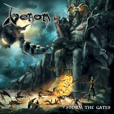 VENOM ''Storm the Gates''