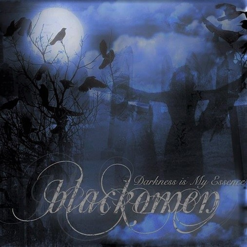 BLACK OMEN ''Darkness Is My Essence''