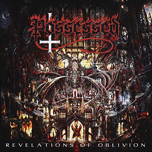 POSSESSED ''Revelations of Oblivion''