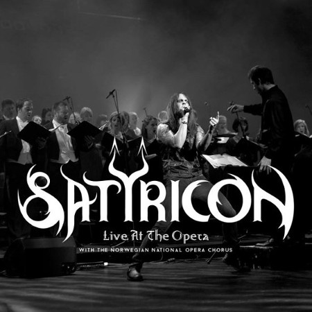 SATYRICON - ''Live At The Opera''