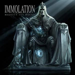 IMMOLATION ''Majesty and Decay''