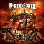 MISERY INDEX ''Heirs to Thievery''