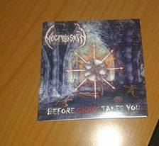 NECROSKIN''Before Chaos Takes You''