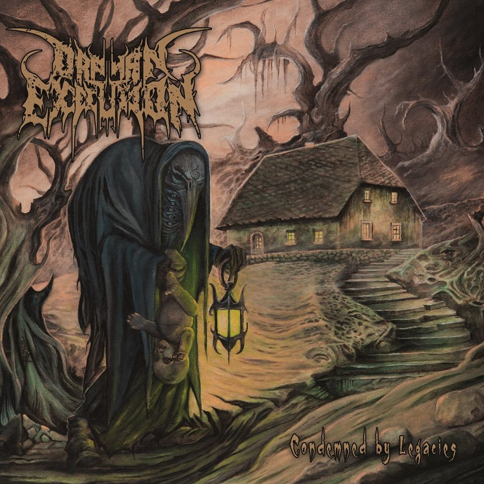 ORPHAN EXECUTUION ''Condemned By Legacies''