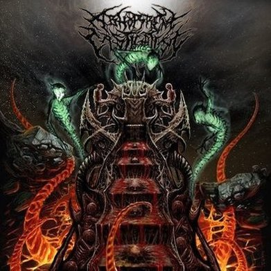 ABHORRENT  CASTIGATION ''Throne of Existential Abandonment''