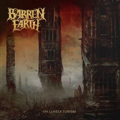 BARREN EARTH ''On Lonely Towers''