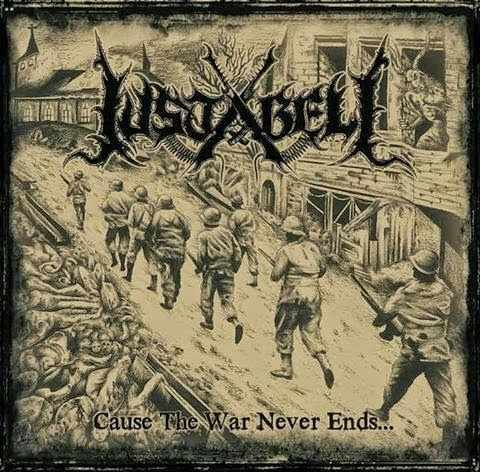 JUSTABELI''Cause The War Never Ends''