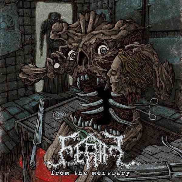 FERAL ''From The Mortuary''