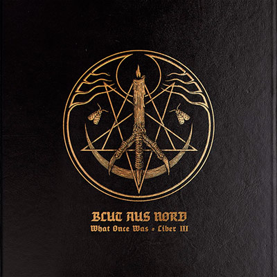 BLUT AUS NORD ''What Once Was... Liber III ''