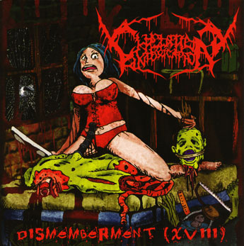 Chelation Intoxication -''Dismemberment''