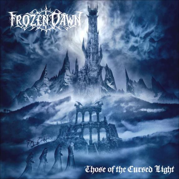 FROZEN DAWN ''' Those Of The Cursed Light''