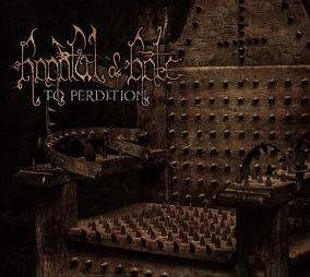 HANDFUL OF HATE  ''To Perdition''