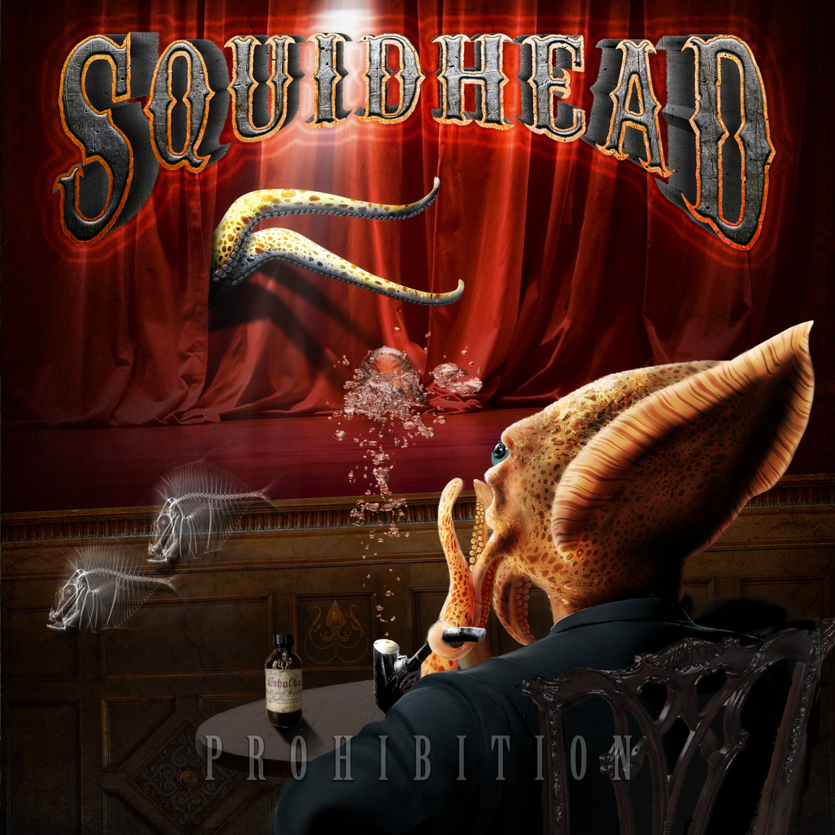 SQUIDHEAD ''Prohibition''