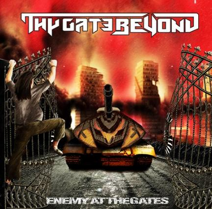 THY GATE BEYOND - '' Enemy At  The Gates ''