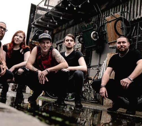 Ophelia's Eye from Dulliken, Switzerland in the genre of melodic death metal with core-influences.